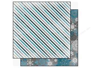Bo Bunny 12 x 12 in. Paper Woodland Winter Ornate (25 piece)