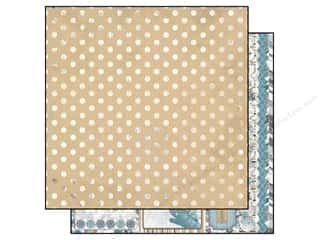 Bo Bunny 12 x 12 in. Paper Woodland Winter Peek-A-Boo (25 piece)