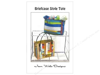 "Files 10"": Stitchin' Post Briefcase Style Tote Pattern"