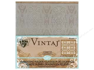 Captions Sizzix Embossing Folders: Sizzix Embossing Folders Vintaj Textured Impressions Etruscan Relief