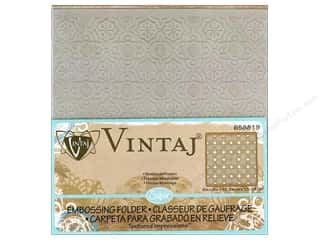 Captions Sizzix Embossing Folders: Sizzix Embossing Folders Vintaj Textured Impressions Moroccan Fresco