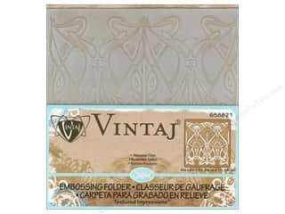 Captions Sizzix Embossing Folders: Sizzix Embossing Folders Vintaj Textured Impressions Nouveau Tiles