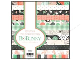 Paper Pieces $6 - $10: Bo Bunny 6 x 6 in. Paper Pad Pincushion