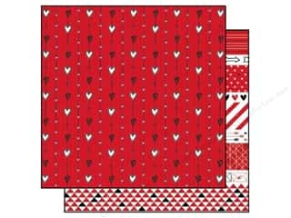 Bo Bunny Paper 12x12 Head Over Heels (25 piece)