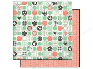 Bo Bunny Paper 12x12 Pincushion Tailored (25 piece)
