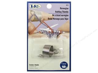 Loran: LoRan /Dritz Thimble Knitting Norwegian
