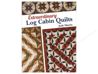 Log Cabin Quilts: Crosley-Griffith Extraordinary Log Cabin Quilts Book