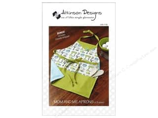 Table Runners / Kitchen Linen Patterns: Mom And Me Aprons Pattern