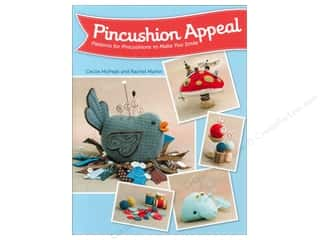 Weekly Specials Needle Felting: That Patchwork Place Pincushion Appeal Book by Cecile McPeak & Rachel Martin