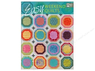 Easy Week End Quilts Book