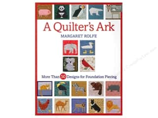 That Patchwork Place Animals: That Patchwork Place A Quilter's Ark Book by Margaret Rolfe