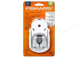 Stock Up Sale Rotary Blades: Fiskars Rotary Blade 45mm No Touch 5pc