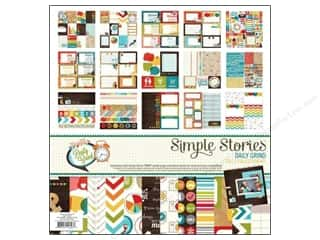 Simple Stories Kit Daily Grind Collection 12x12