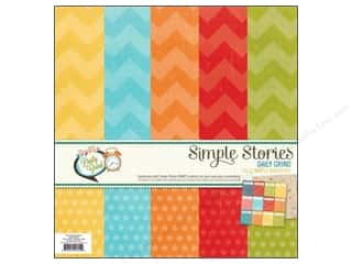 Simple Stories Kit Daily Grind Basics 12x12