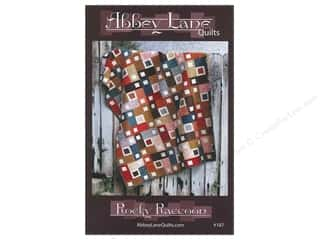 Abbey Lane Fat Quarters Patterns: Abbey Lane Quilts Rocky Raccoon Pattern