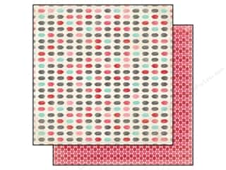 Echo Park Paper Company Valentine's Day: Echo Park 12 x 12 in. Paper Head Over Heels Collection Splotches (25 pieces)