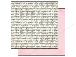 Echo Park 12 x 12 in. Paper Head Over Heels Forever & Ever (25 piece)