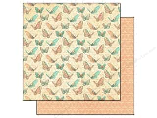 Graphic 45 Paper 12x12 Sweet Sentiments Heart Song (25 piece)