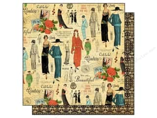 Graphic 45 Paper 12x12 Couture Chic (25 piece)