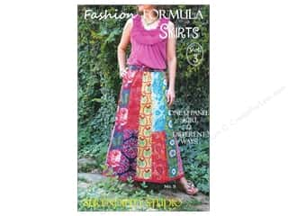 Books Clearance $5 - $10: Serendipity Studio Fashion Formula Skirts Vol 3 Pattern