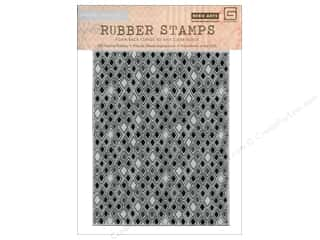 BasicGrey Rubber Stamps Fresh Cut - Tiny Triangles