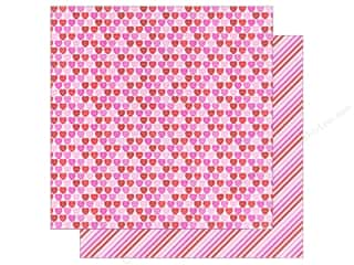 Doodlebug Paper 12 x 12 in. Colors of Love (25 piece)