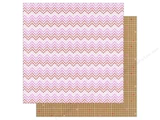 Doodlebug Hot: Doodlebug Paper 12 x 12 in. Sweetheart Heartthrob (25 pieces)