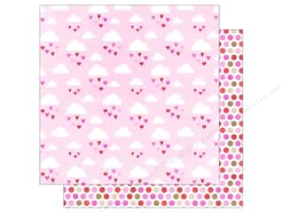 Doodlebug Hot: Doodlebug Paper 12 x 12 in. Sweetheart Sugar Sugar (25 pieces)
