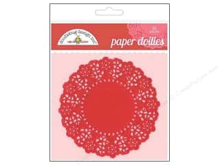 Weekly Specials Cooking/Kitchen: Doodlebug Embellishment Sweetheart Doilies Ladybug