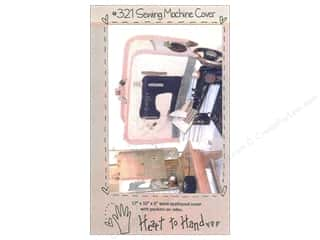 Hearts Sewing & Quilting: Heart To Hand Sewing Machine Cover Pattern