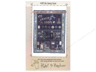Hearts Art To Heart: Heart To Hand My Sewing Room Pattern