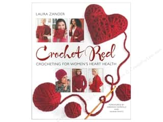 Sixth & Spring Books inches: Sixth & Spring Crochet Red Book