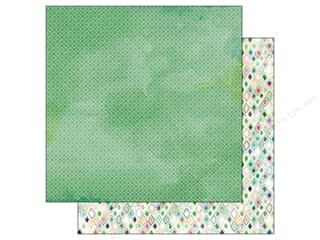 Patches Clearance Crafts: BasicGrey 12 x 12 in. Paper Fresh Cut Daisy Patch (25 pieces)