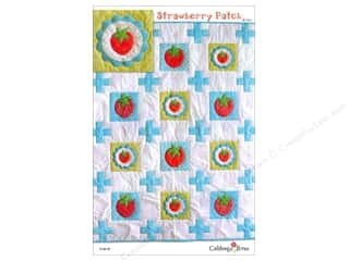 Strawberry Patch Pattern
