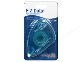 Glue Dots 40 ft: 3L Scrapbook Adhesives E-Z Dots 49 ft. Permanent