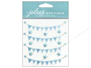 Jolee's Boutique Stickers Baby Boy Banner Repeat