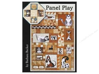 Four Paws Quilting: Four Paws Quilting Panel Play Book by Barbara Becker
