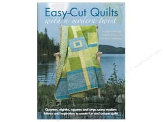Landauer Quilt Books: Landauer Easy Cut Quilts With A Modern Twist Book by Laurel Albright