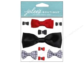Jolee's Boutique Stickers Bowties