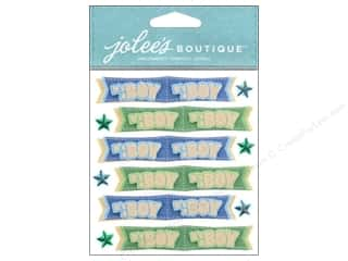 Jolee's Boutique Stickers Baby Boy Banner