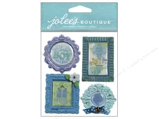 Jolee's Boutique Stickers Baby Boy Mini Frames