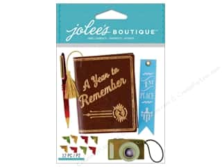 sticker: Jolee's Boutique Stickers Yearbook