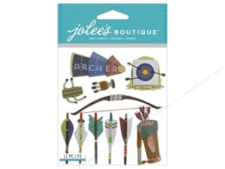 Jolee's Boutique Stickers Archery