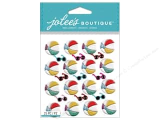 Jolee's Boutique Stickers Beach Ball Repeat