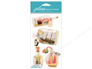 Note Cards Vacations: Jolee's Boutique Stickers Message In Bottle