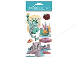 New Papers: Jolee's Boutique Stickers New York