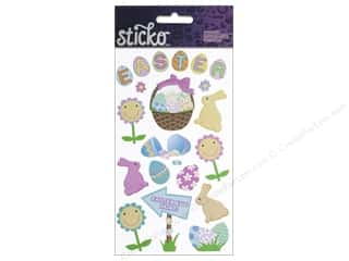 EK Success Easter: EK Sticko Stickers Easter Egg Hunt