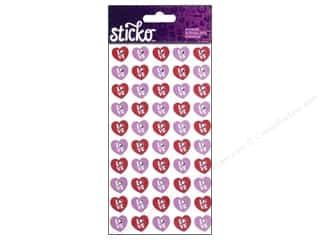 Love & Romance Valentine's Day Gifts: EK Sticko Stickers Love Gems