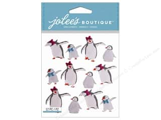 Jolee's Boutique Stickers Penguins Repeat