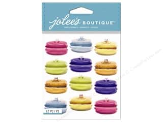 Jolee's Boutique Stickers Macaron Repeat